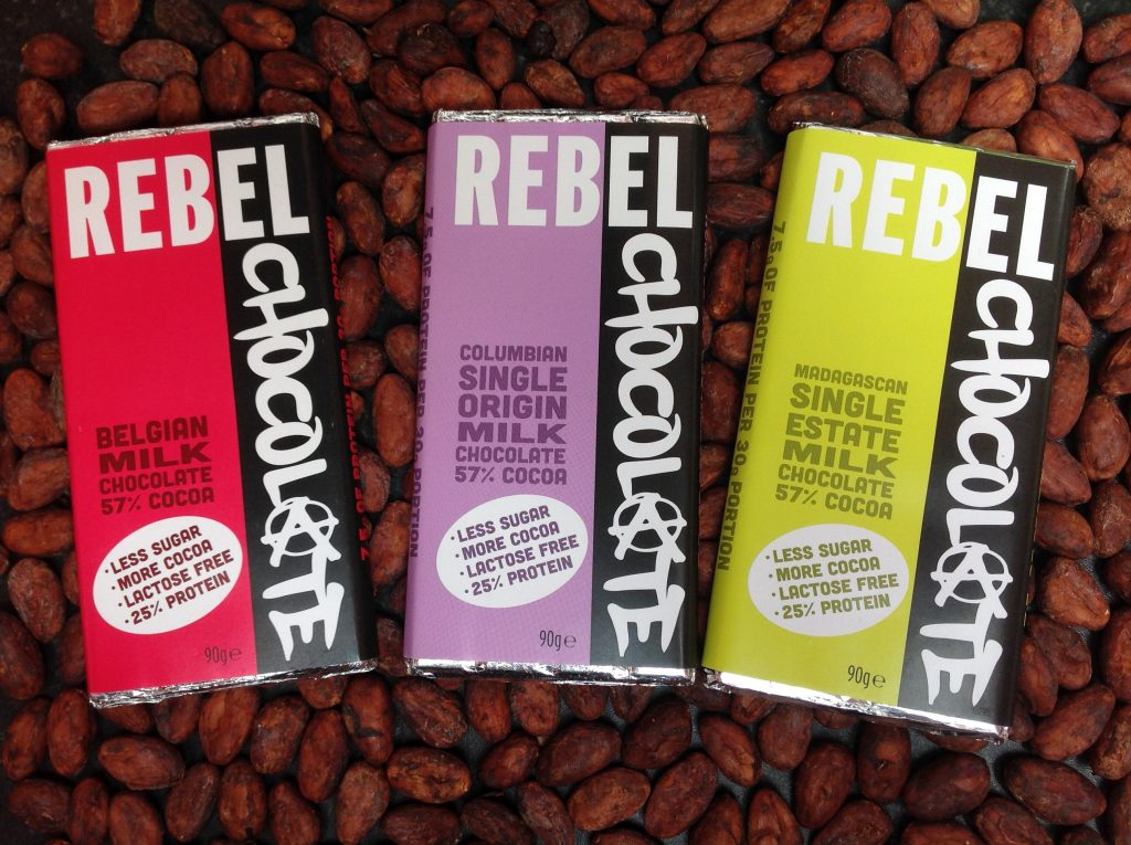 Rebel Chocolate and World Chocolate Day