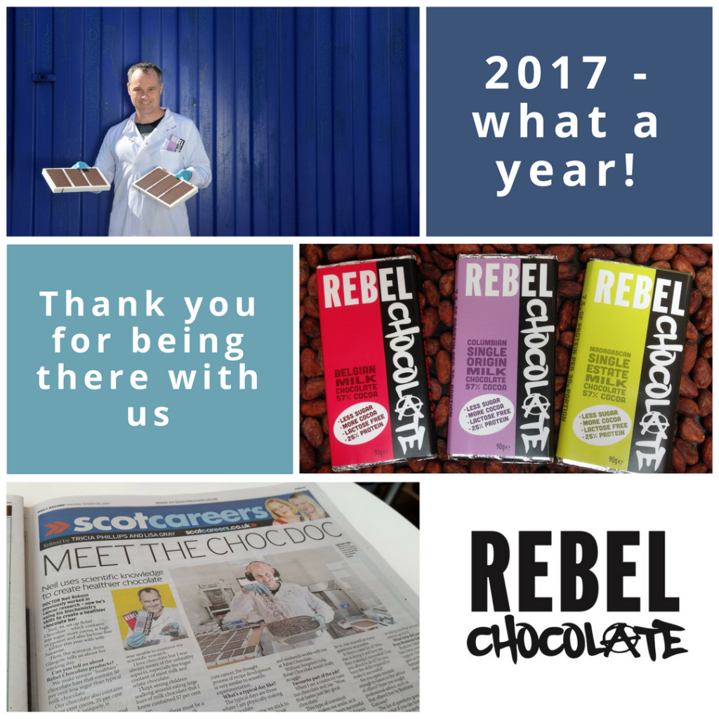Rebel Chocolate