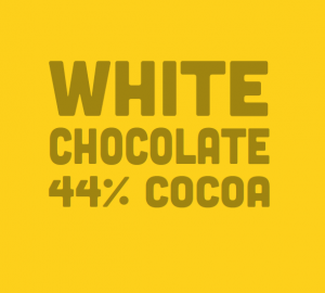 White Chocolate 44% Cocoa